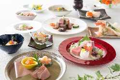 【結納・お祝い】 絆を深める大切な時間にふさわしい会席料理♪