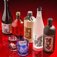 【お酒】 新潟のお米で造った日本酒だけでなく焼酎も人気です