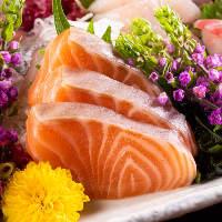 【獲れたての新鮮な魚】 その日に釣れた魚をご提供いたします