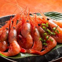 【地場食材】 日本海の旬の魚介など厳選食材を使う逸品料理