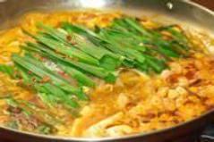 最高級の国産もつ鍋をこだわった 4種類のスープでご堪能下さい
