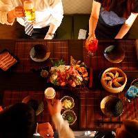 飲み会、会社宴会、女子会等、各種飲み会に対応可能なドリンク数