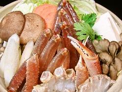 鍋は出し、キムチ、味噌味からお選びいただけます。