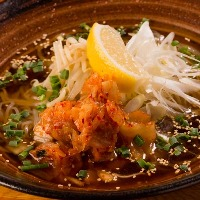 〆はもちろんさっぱり冷麺で!麺は大阪から厳選仕入れ★
