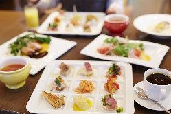 好みの多様性に合わせ、お好きな料理をお選びいただけます。