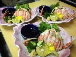 【おすすめ】鮮魚盛り合わせ