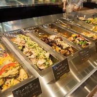 【料理】 自分の食べたいお好きなお惣菜をお選びください♪