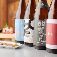 ■石川の銘酒■ 飲み比べてお気に入りを見つけてみてはいかが?