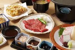 富山を丸ごと味わう「豪華はこぶね定食」