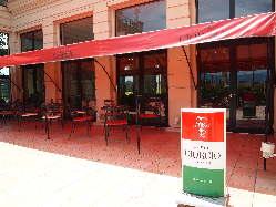 結婚式場に併設しているイタリアンメインのカフェ!