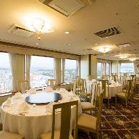 【眺望】 城下町金沢の風情を一望できる完全個室3部屋を完備