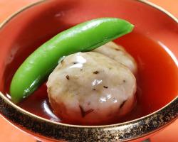 石川の食材をふんだんに使用したオリジナルの金沢中華!