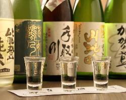 お料理との相性◎な石川の銘酒をセレクト