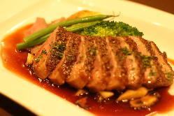 仕入れからこだわった国産肉の絶品料理をご賞味ください♪
