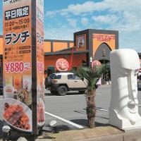 ランチ 11:00~15:00(平日限定)880円のお得なセット有!!