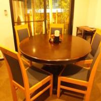 テーブル席も!人数にあわせて個室完備致しております★