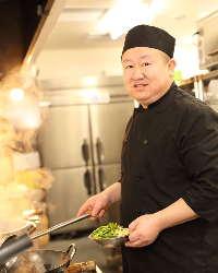 本場中国で学んだ中国人料理人が皆様に美味しい料理をご提供☆