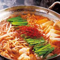 当店で美味しいお鍋も楽しんでいただけます。