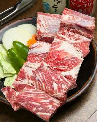 厳選された美味しいお肉をご用意!ぜひご堪能ください♪