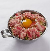 牛玉710円 牛肉の持つ甘味が絶妙な人気の一品!