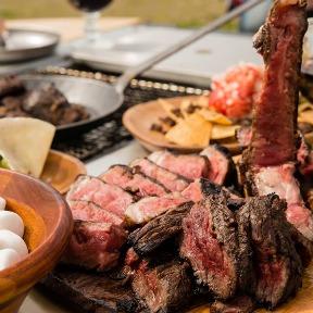 RIVERSIDE BBQ GARDEN PIQ NIQ(ピックニック)