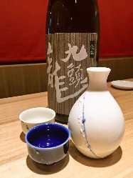 当店おすすめの日本酒を是非ご賞味下さい