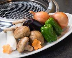 新鮮野菜や海鮮ももちろんこだわってますので、是非ご一緒に!