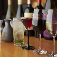 ◆:多彩なお酒:◆ 気軽にお酒を楽しめる飲み放題もおすすめ