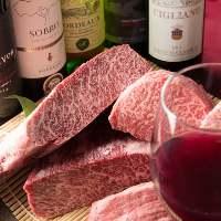 焼肉×ワインで贅沢なひとときを♪赤ワインを種類豊富にご用意!