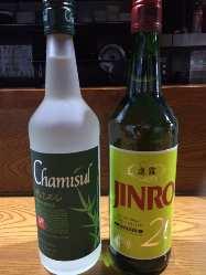 お酒の種類が豊富!マッコリをはじめ様々な韓国酒をご用意♪