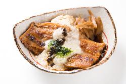 ウナギの白焼きは一度食べたら、忘れられない逸品☆