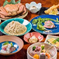 【コース】 確かな技で創り上げる絶品料理を是非ご堪能ください