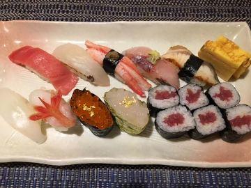 金澤玉寿司 金沢ニューグランドホテル店