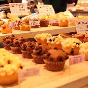BAKERY&CAFE BAKE UP 1YAISM 万代店