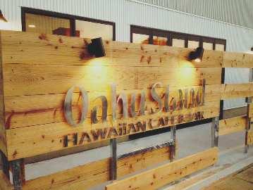 Oahu Stand