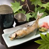 大地で育まれた食材・湧水の奥深い味わいをお楽しみください。