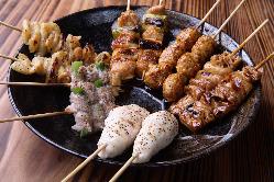 """""""北陸健康鶏""""以外に、宮崎産・鹿児島産の鶏を使用しています!"""