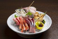 北陸の海の恵み、鮮魚は特に美味しい調理法で◎