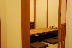 ◇個室◇ ゆったりとお過ごしいただける完全個室のお部屋