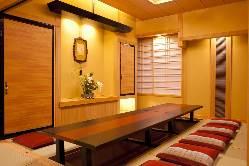 《完全個室》 掘りごたつやお座敷のお部屋をご用意しております