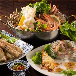 アジア料理 ロータスラグーン