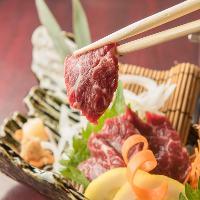 【熊本直送】 新潟県で本場熊本の馬刺しが食べられる!