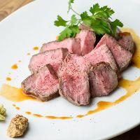 ■肉料理■ どんなお酒とも良く合う味付けにしています