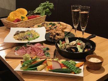 お野菜と果物カクテル VEGECHAKA(ベジチャカ)