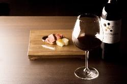 『自由な和食×日本ワイン』で魅力溢れる最高のひと時を