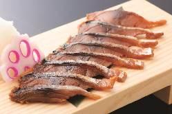 「【福井ブランド】鯖のへしこスライス炙り」福井の味も多数!