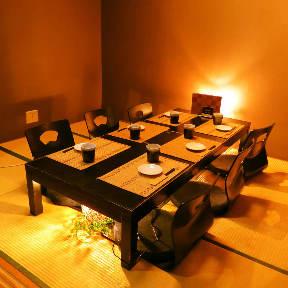 和食個室DINING カドフク 新潟駅前店
