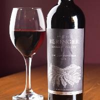 【ワイン】 おすすめの「ベリンジャー」をぜひお試しください