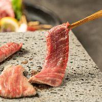 新鮮なお肉の創作和食が見た目も味も美味しと評判に♪
