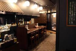 気軽で美味しく、オシャレに楽しめる居酒屋です。
